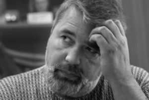 """Dmitry Muratov: """"We demand an explanation from the Prosecutor General."""" On the blocking of Elena Milashina's article about the Coronavirus in Chechnya"""
