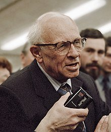 Remember the Date: Death of Andrei Sakharov on 14 December 1989