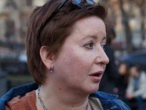Olga Romanova: Why do we put up with it?