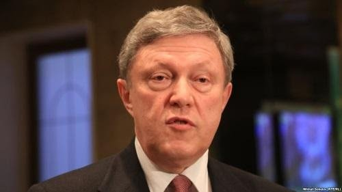 Grigory Yavlinsky: Digital Danger