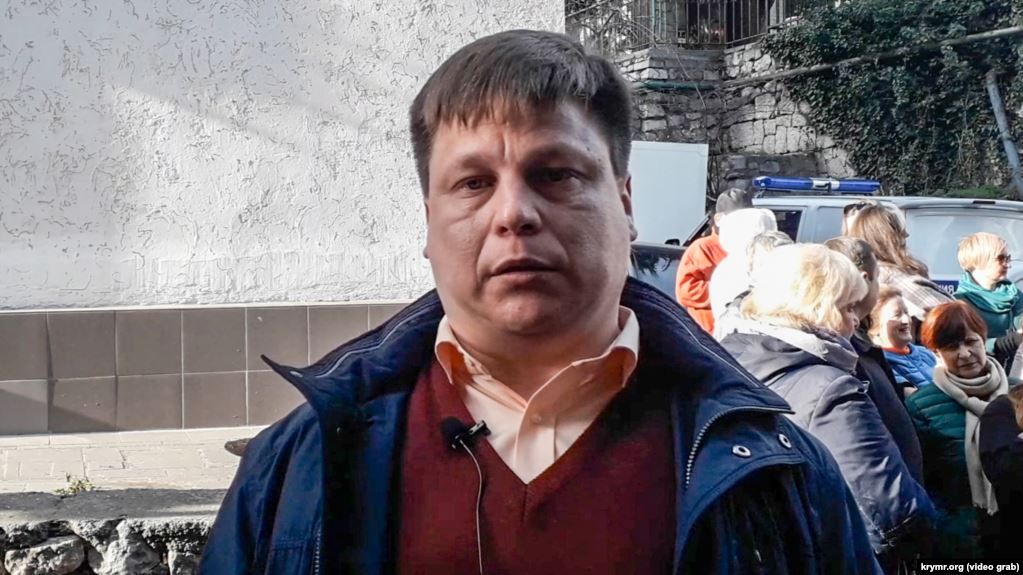 Quote for the Week. Kharkiv Human Rights Protection Group: 'In a shocking escalation of repression in occupied Crimea, a Russian-controlled court has revoked the fine imposed upon Ukrainian Jehovah's Witness Artem Gerasimov and sentenced him to six years' imprisonment.'