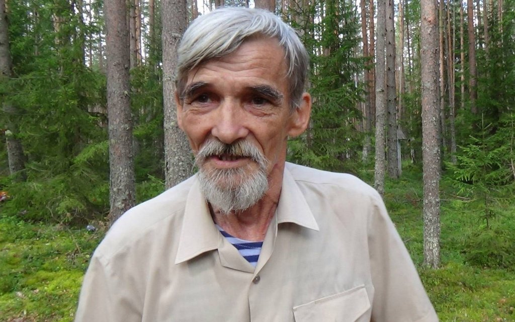 Person of the Week: Yury Dmitriev