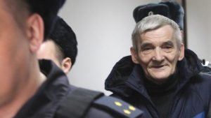 Free Yury Dmitriev! Libertà per Jurij Dmitriev!