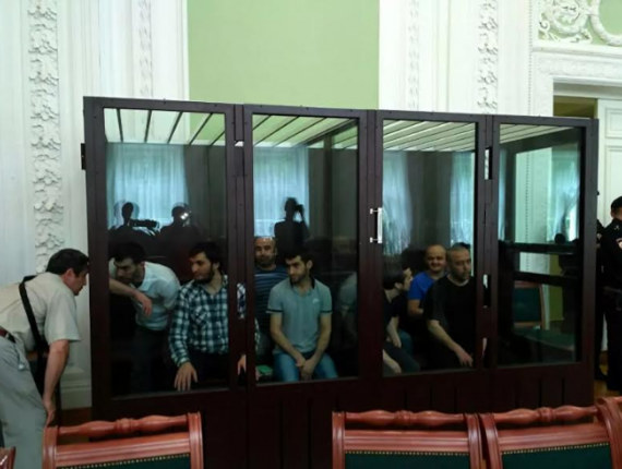 Memorial Human Rights Centre: Ten Muslims convicted of involvement in Hizb ut-Tahrir in St. Petersburg are political prisoners