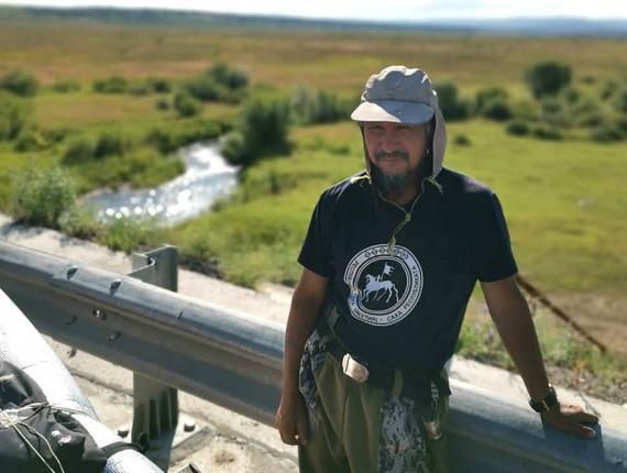 Memorial Human Rights Centre: Aleksandr Gabyshev, a shaman from Yakutsk, is a political prisoner