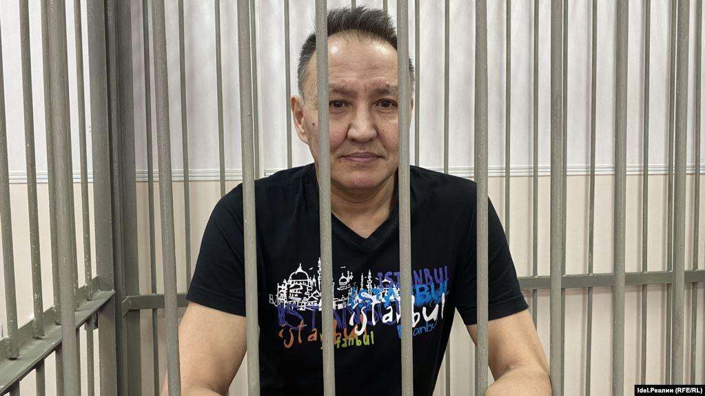 Legal Case of the Week: Airat Dilmukhametov sentenced to nine years in a high-security prison on extremism charges