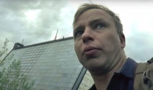 Legal Case of the Week: YouTuber Andrei Pyzh remanded in custody on charges of 'illegally obtaining and disseminating state secrets.'