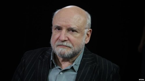 """Vyacheslav Bakhmin: """"Moscow is now very closely involved in efforts to suppress the nationwide protests in Belarus."""""""
