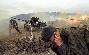 Remember the Date: Russian ground forces enter Chechnya on 1 October 1999, marking the beginning of the Second Chechen War