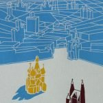 Todd Stewart to donate sales of his print of Moscow to Rights in Russia