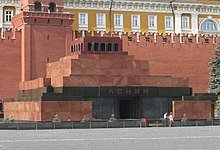 Remember the Date. Stalin's body was removed from the Mausoleum on Red Square on 31 October 1961