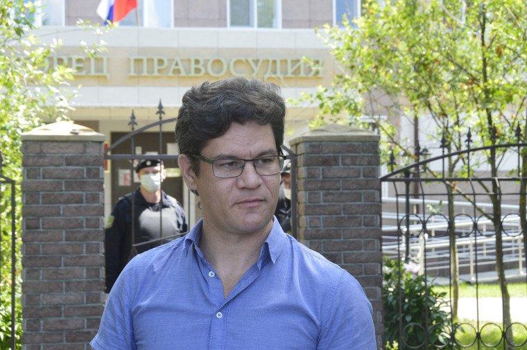 Legal Case of the Week: Nizhny Novgorod journalist Aleksandr Pichugin fined under the 'fake news' law