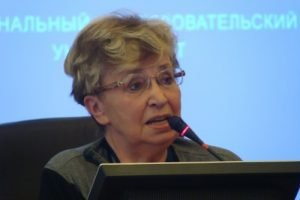 """Lev Ponomarev on Lidiya Grafova: """"She was the most brilliant journalist writing on human rights issues."""""""
