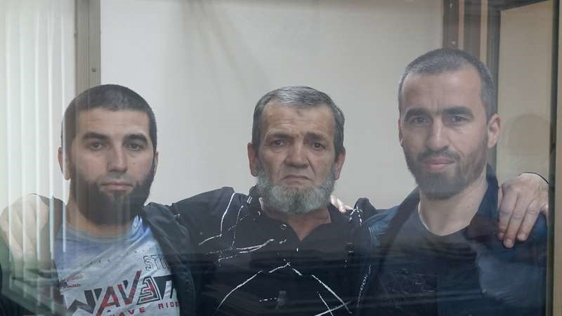 Legal Case of the Week: Three Crimean Tatars sentenced to long terms in prison for membership of Hizb ut-Tahrir.