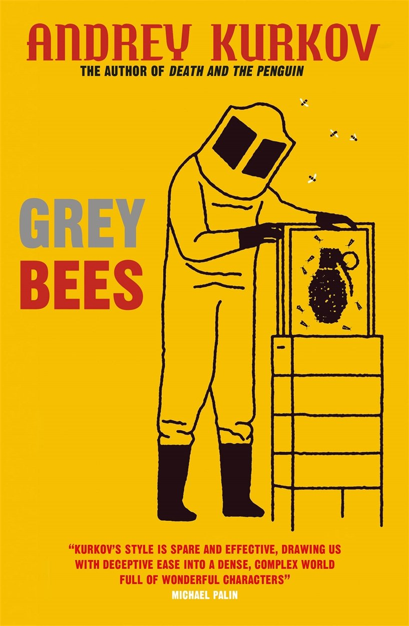 Teresa Cherfas reviews 'Grey Bees,' a novel by Andrei Kurkov