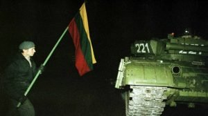 Remember the Date: On 13 January 1991 Soviet forces attempted to suppress Lithuanian independence
