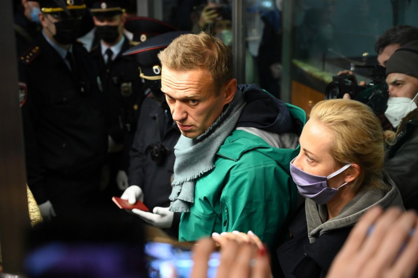 Memorial Human Rights Centre: Detention of Navalny a politically motivated unlawful act of retribution